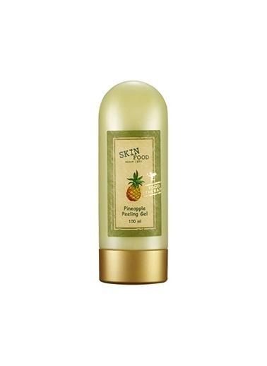 Skinfood Pineapple Morning Peelıng Yüz Jeli 100Ml Renksiz